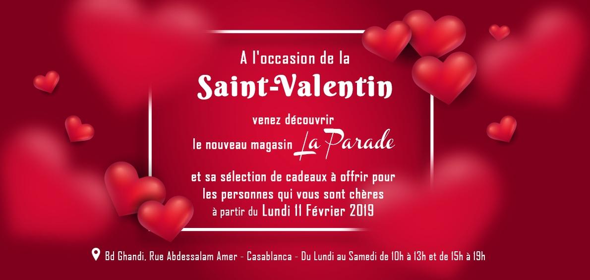 Ban Saint Valentin